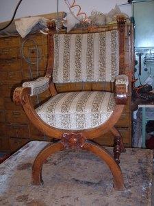 polstern restaurieren. Black Bedroom Furniture Sets. Home Design Ideas